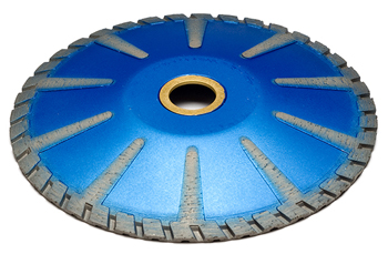 Concave Diamond Blade