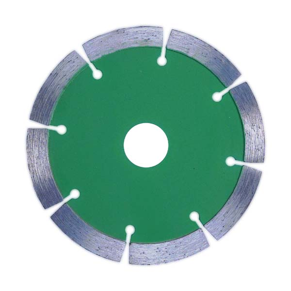 Sinter diamond cutting blades