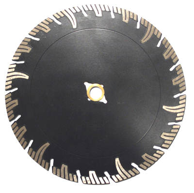 Sintered Turbo Diamond Blades
