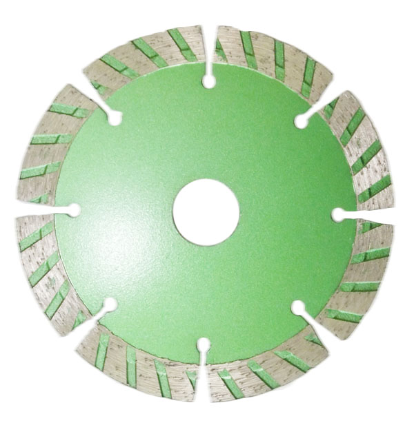 Sinter Turbo Segmented Diamond Cutting Blades